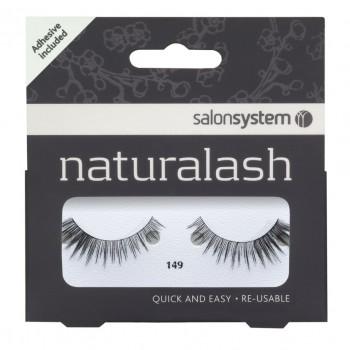Salon System Naturalash Strip Lashes - 149 Black